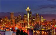 西雅图旅游游记